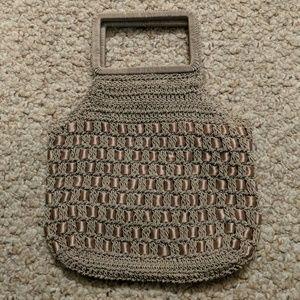 Vintage ribbon purse